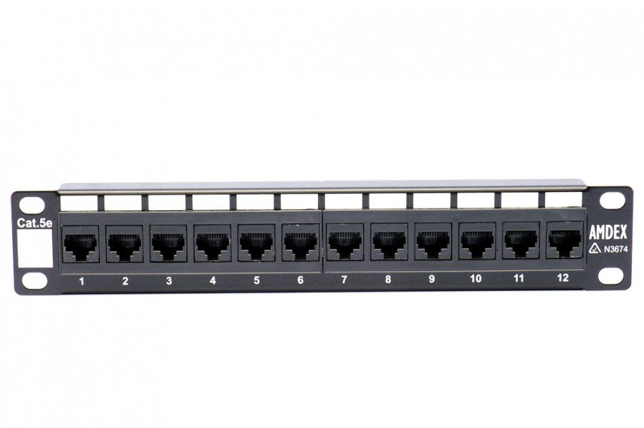 10 inch patch panels