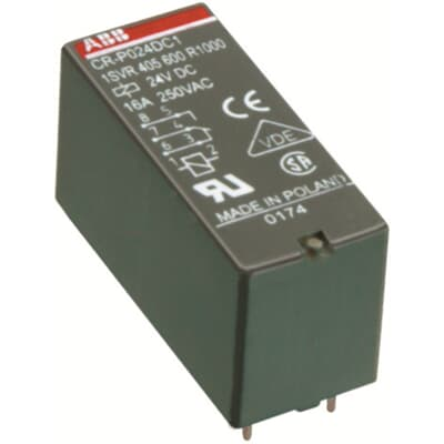 ABB interface relays