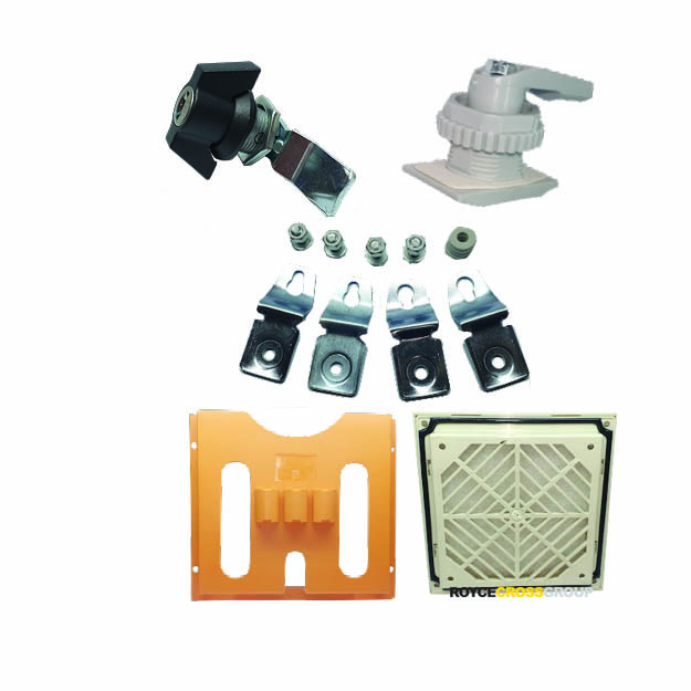 Enclosure accessories