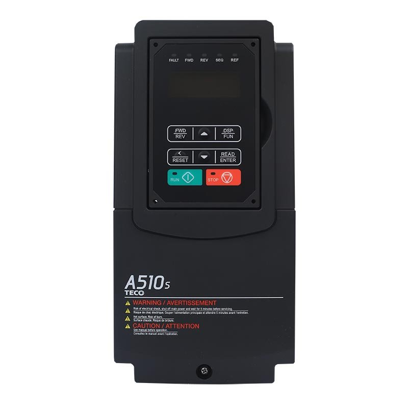 IP20 / IP00 A510 Advanced Vector Control VSD