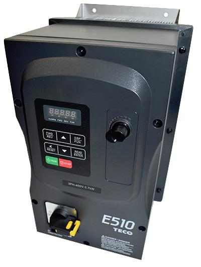 IP66 E510 General Purpose VSD