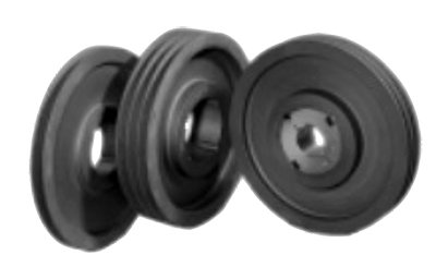 Mi-lock pulleys