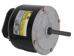 RCT85 Single shaft condenser fan motor