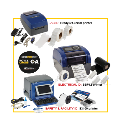 Limited time: Brady printer bundle offers