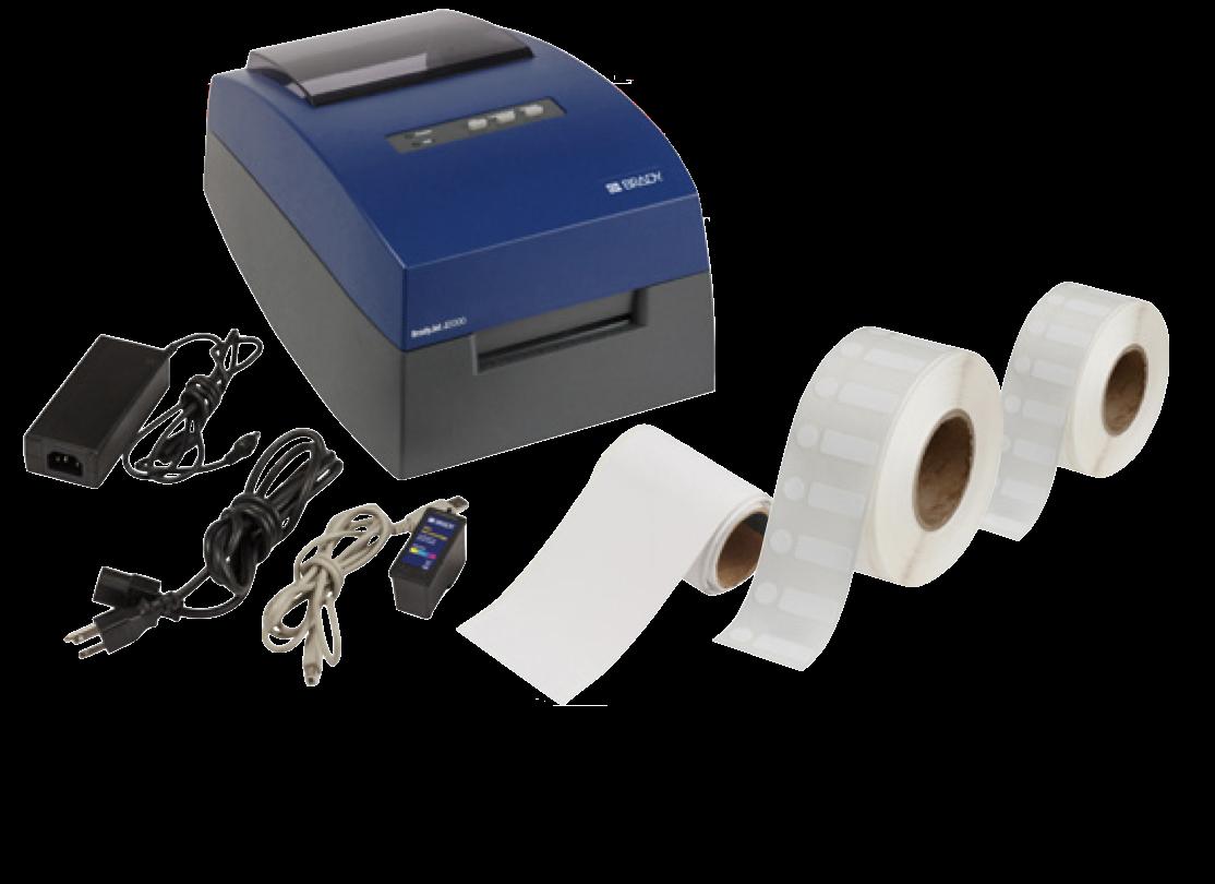 J2000 printer
