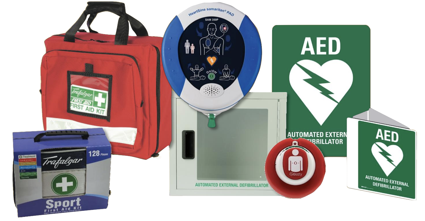 Get in quick for discounted defibrillators and accessories