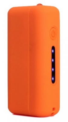 Orange CUBO 2200mAH powerbank
