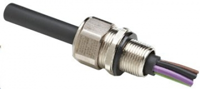 A2F compression gland - Ex de IIC Gb/Ex tb IIIC Db, 11.0-15.0mm M20