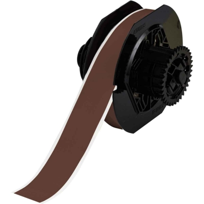 Indoor/outdoor vinyl tape - 28.58mm - brown - B30 series B595