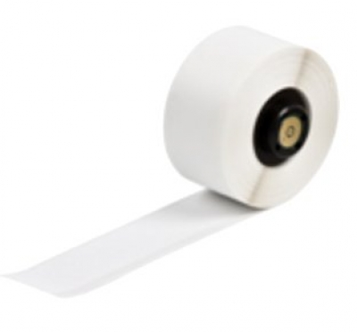 BMP71 general white vinyl labels 12.7m x 15m