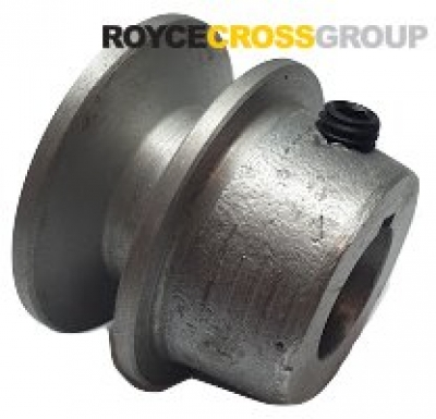 """1.5"""" PCD 1A Section Alloy Pulley 3/4"""" Bore"""