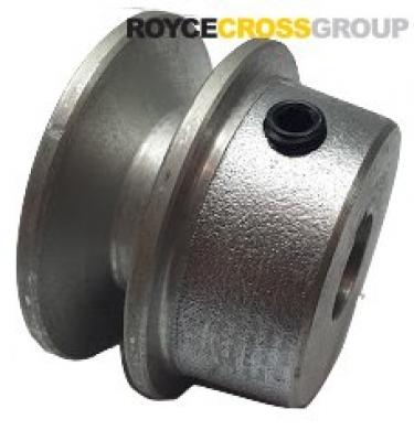 """1.75"""" PCD 1A Section Alloy Pulley 5/8"""" Bore"""