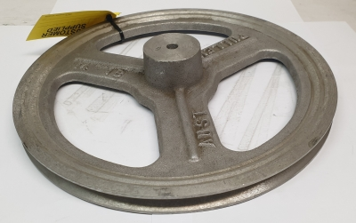 "14"" PCD 1B Section Alloy Pulley 1/2"" Bore"