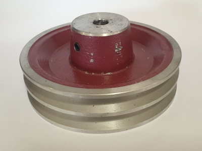 "5"" PCD 2A Section Alloy Pulley 1/2"" Bore"