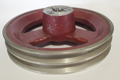 "7"" PCD 2A Section Alloy Pulley 3/4"" Bore"