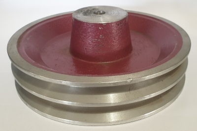 "7"" PCD 2B Section Alloy Pulley 1/2"" Bore"
