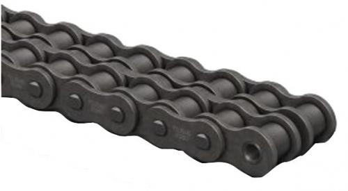 "3/8"" American standard roller chain - ASA35-2 double strand chainx2 Chain"