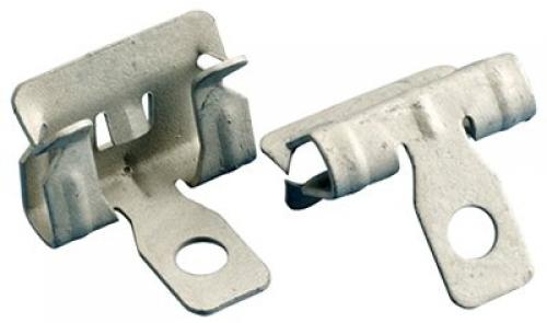Hammer-on flange clip, side mount, 814 mm flange