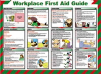 Wall Chart First Aid Guide