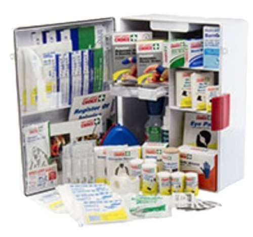 Food and beverage manufacturing first-aid kit