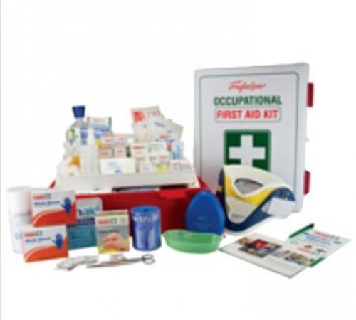 Portable propylene mining first-aid kit