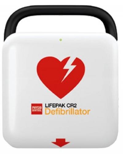 Lifepak CR2 fully automatic wi-fi defibrillator