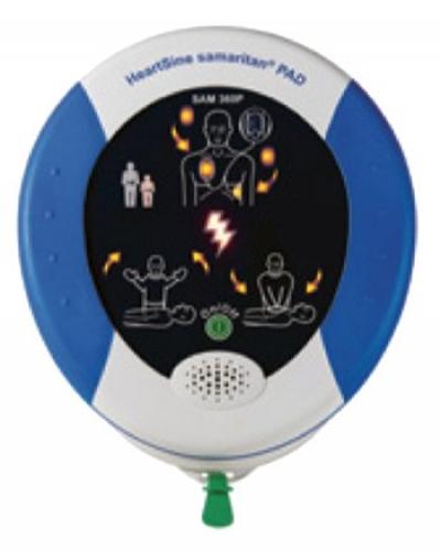 HeartSine Samaritan 360P fully-auto defibrillator