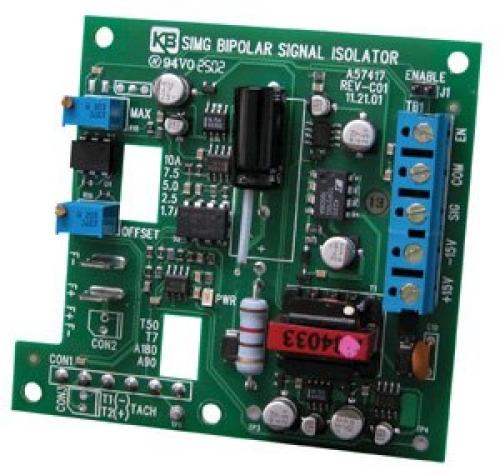 SIMG Baldor Bipolar Signal Isolator