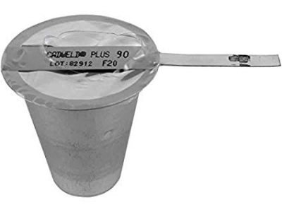 Cadweld Plus Weld Metal, 90gm (10 Pack)