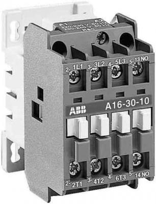 Contactor 4 Pole 9kW 240/50