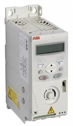 ABB VF Drive ACS150 240v 1 Phase In 2Ph Out 7.5A IP20