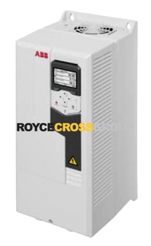 ABB ACS580 30kW 62A 400V VF drive IP21 R4 with assistant control panel