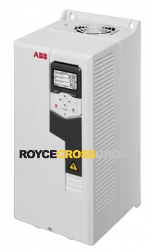 ABB ACS580 3kW 4.1A 400V VF drive IP21 R1 with assistant control panel