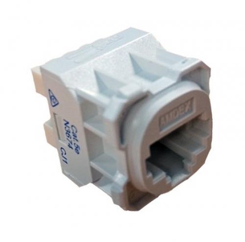 Cat 5e RJ45  8P8C socket