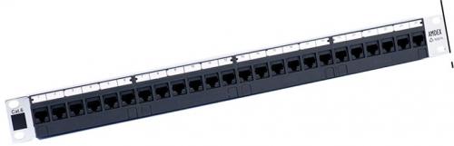Amdex 24 Port Cat6 Patch Panel