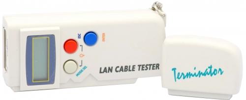 RJ45 LAN/Patch lead LCD Type Pair Tester