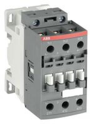 Contactor 4kW 3 Phase 24.60v 10 AUX