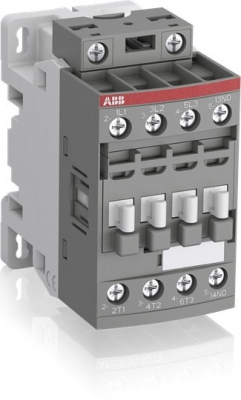 Contactor 4kW 3 Phase 100.250v 10 AUX