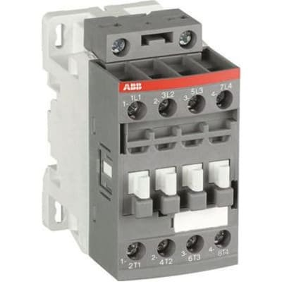 Contactor 9kW 2xNormally Open 2xNormally Closed 24.60v