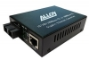 10/100/1000 base-T to 1000 base-SX multi-mode 1310NM media converter - 2km range