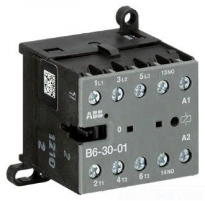 ABB contactor Mini 3 Phase 4kW 110/40 450Hz