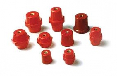 60mm High M12 Hex Insulator