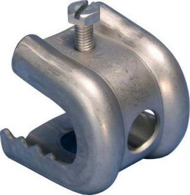 C-clamp - stainless steel, M8x30mm