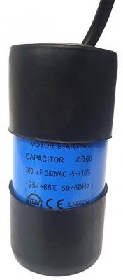 Start Capacitor 300uF 250v