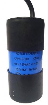 Start Capacitor 400uF 250v