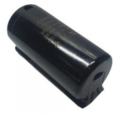 Start capacitor 72-88uF 250V plastic (46-85) P1 with terminals