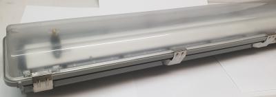 LED Emergency Luminaire [Ex de IIC Gb / Ex tb IIIC Db] 5700 Lumen / 60W, 2 x M20
