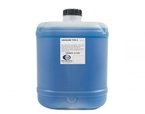 Medium Duty Cable Lube 20L Blue
