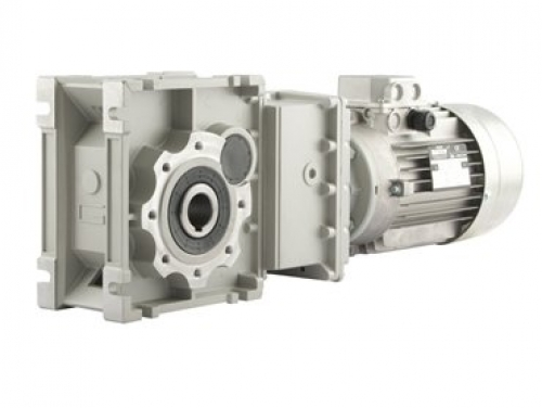 Transtecno Alloy Right Angle Helical Bevel Hollow Output Bore Gearbox CMB633 Rat
