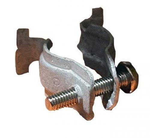 PIPE/CONDUIT CLIP (HDG), t/s 16 - 20mm O/D